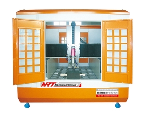 LM80130砂模木模雕铣机